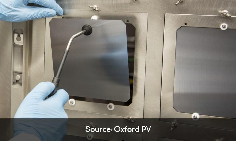 Oxford PV Tandem Perovskite Solar Cells