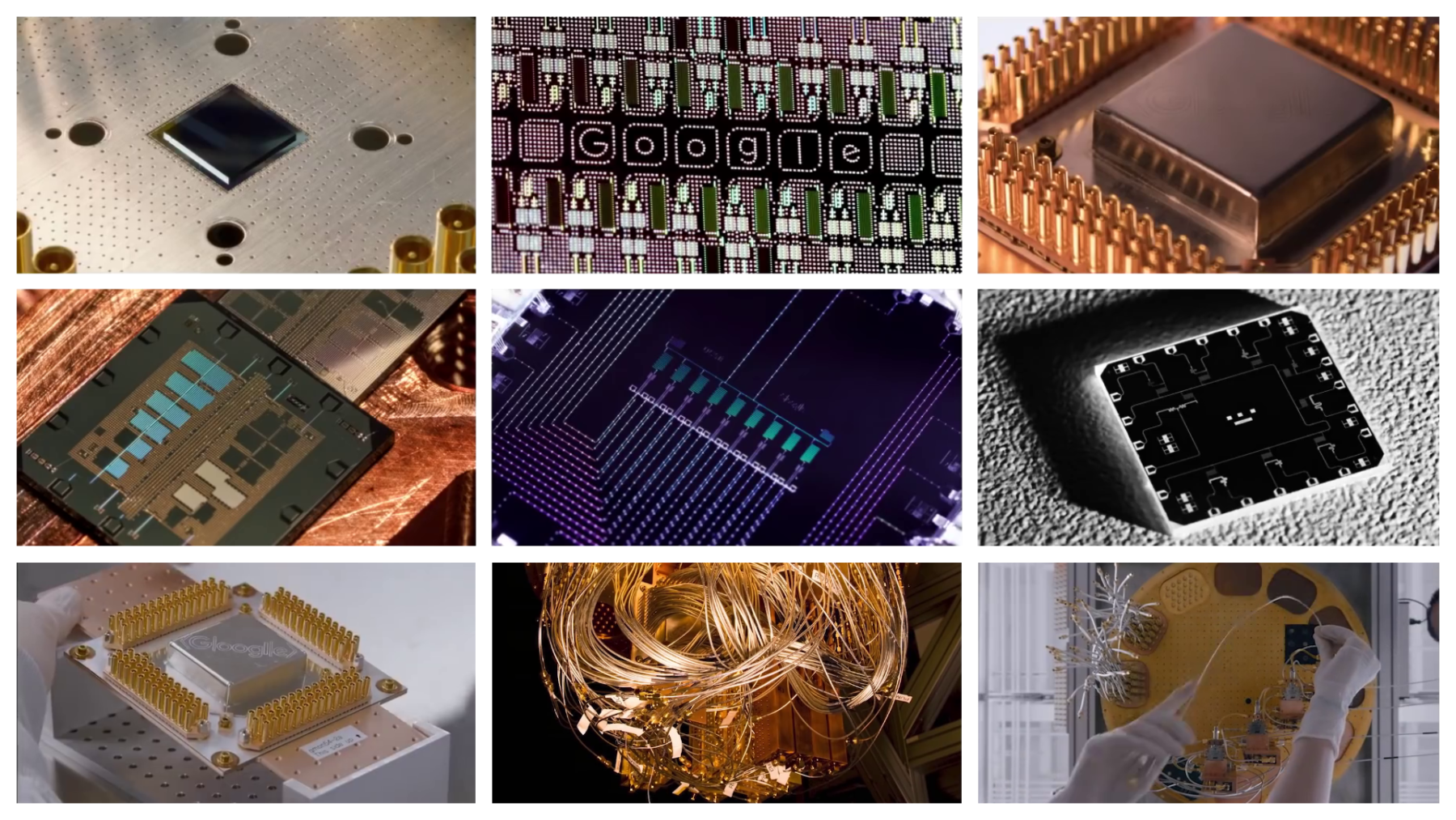 Quantum Computing Sycamore Google