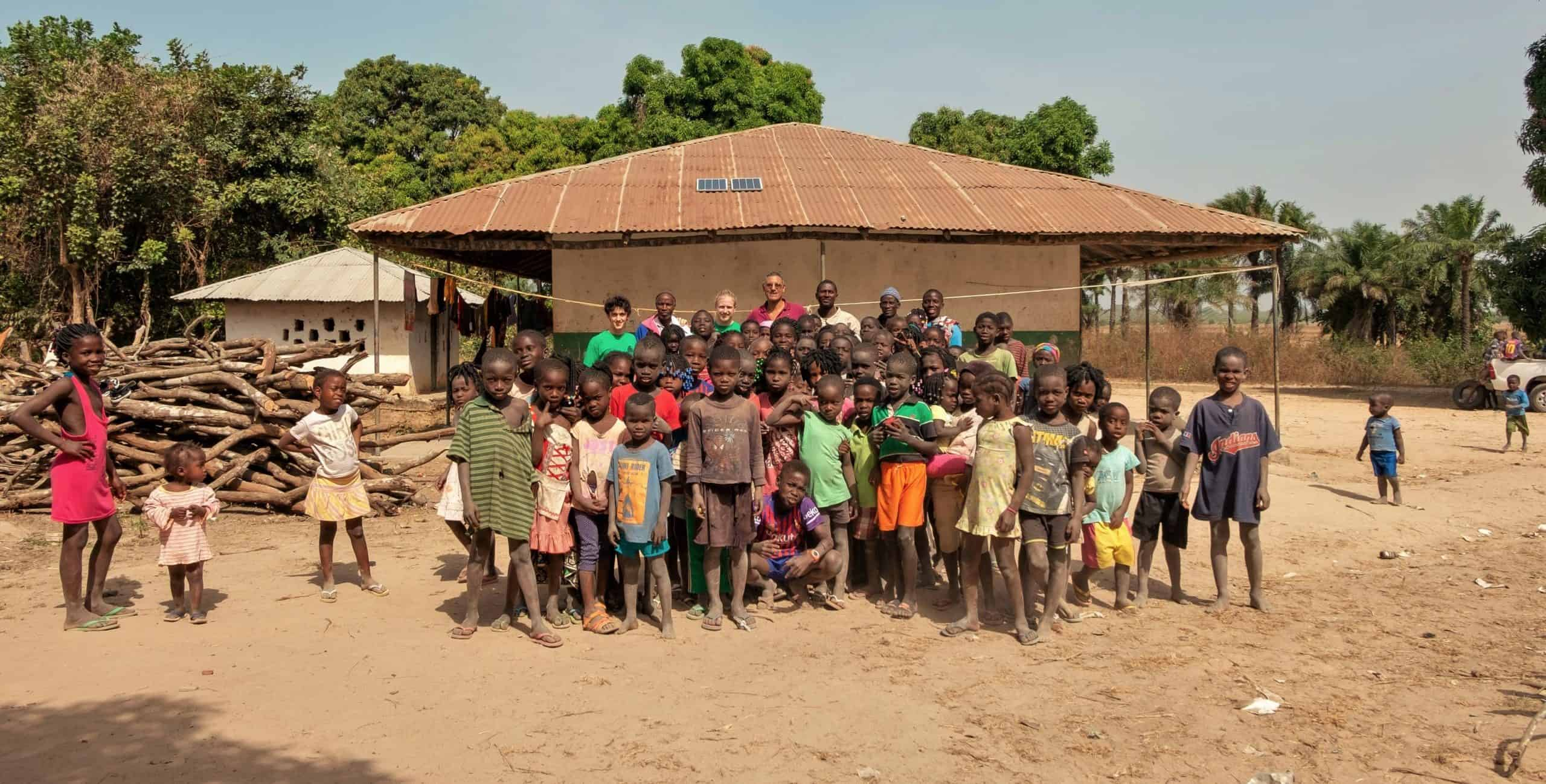 LEDS for Africa - Scuola Ponta Cabral