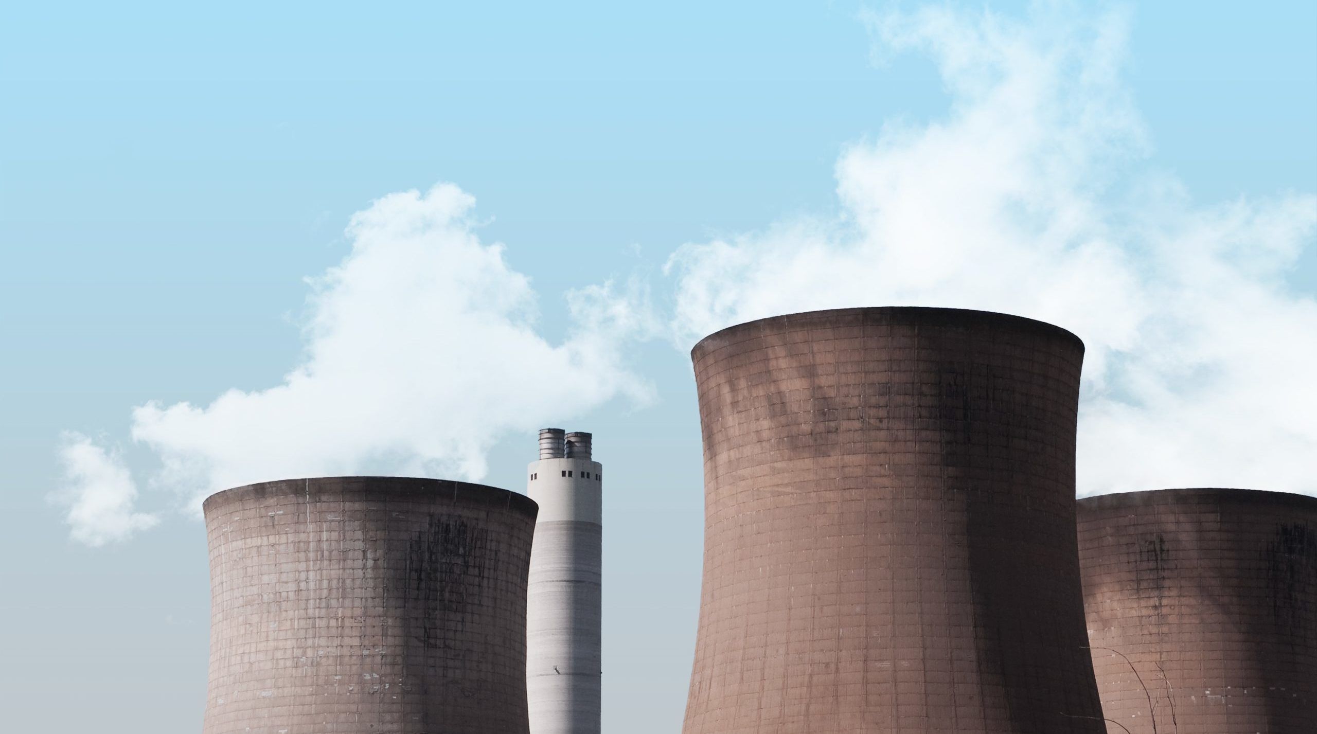 Nuclear enegy - cooling towers