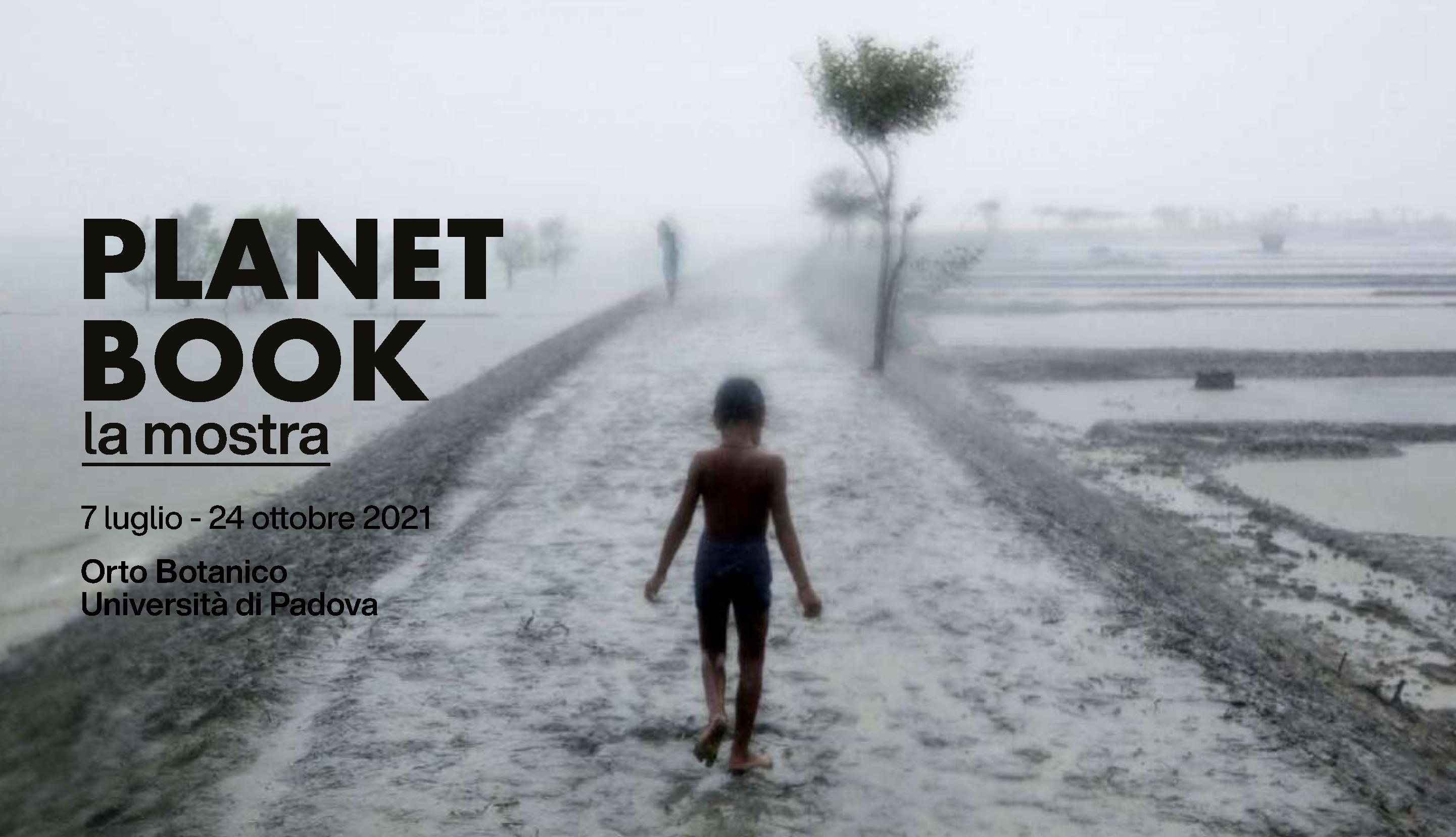 Planet Book - Locandina Mostra